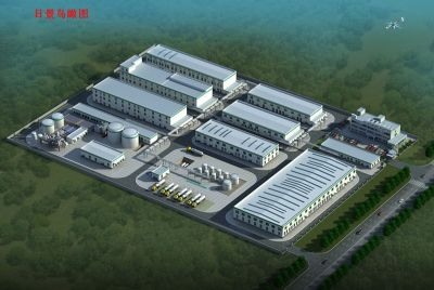 沧州蓝润生物制药有限公司项目